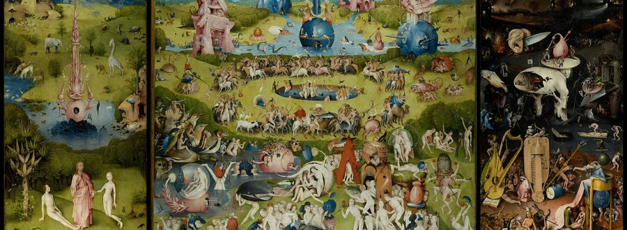 "Ride a virtual fish through Hieronymus Bosch's ""The Garden of Earthly Delights"""