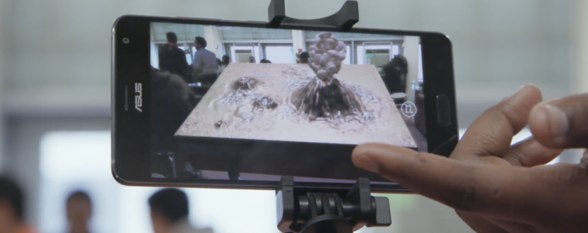 Google Expeditions, Project Tango, and WebVR, Oh My!