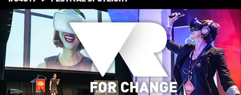 News from the VR Summit at the Games For Change Festival