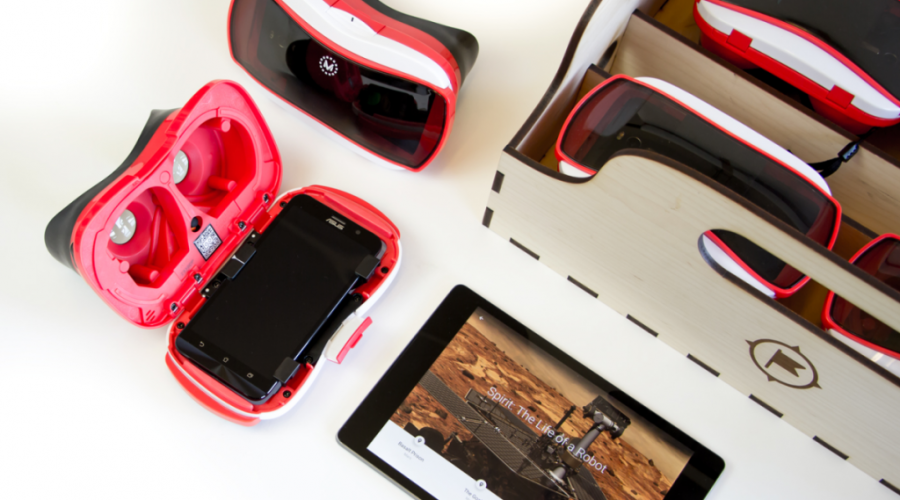 Google Expeditions will live on as Expeditions Pro