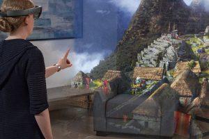 Microsoft Hololens' Holotours: Making history come alive