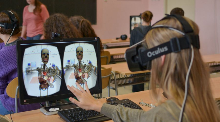 Virtual Reality and its Learning Potential