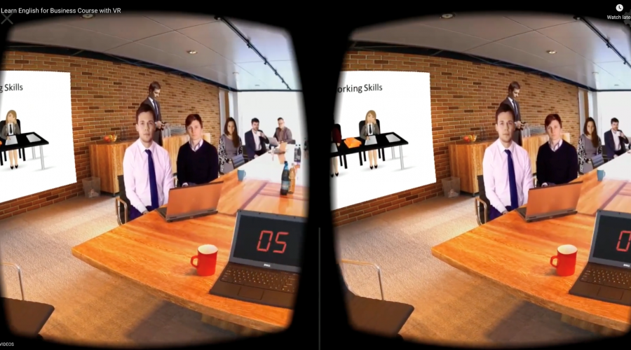 VR Tools for Public Speaking