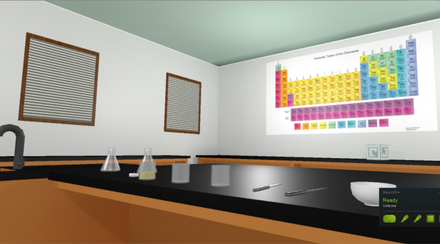 Using VR to learn Science Lab Skills – Does it Work?